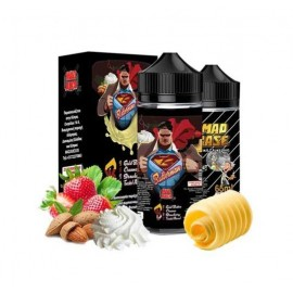 Mad Juice - Butter Man 20ml/100ml bottle flavor